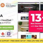 CLASSIERA V4.0.6 – CLASSIFIED ADS WORDPRESS THEME